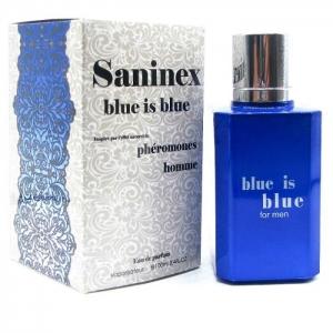 Hombre saninex blue is blue 0