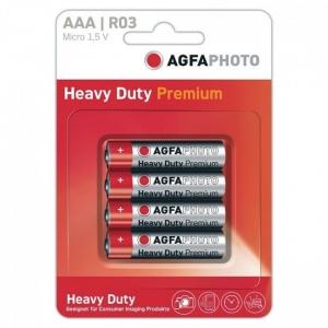 Agfaphoto Set 4 Pilas AAA 0