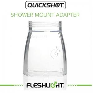 Fleshlight Adaptador Ducha Quickshot 0