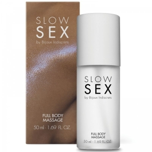 Slow sex full body massage gel de masaje 50 ml 0