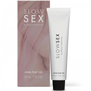 Slow sex gel de estimulacion anal 30 ml 0