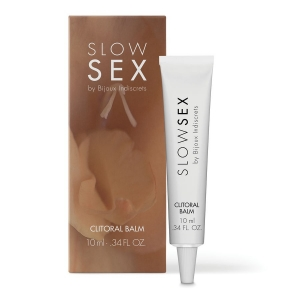 Slow sex balsamo estimulante para clitoris 10 ml 0