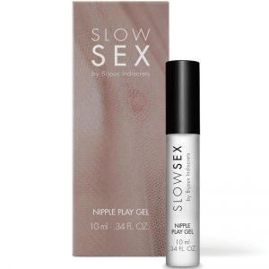 Slow sex gel estimulante pezones 10 ml 0