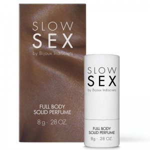 Slow sex perfume corporal solido 8 gr 0
