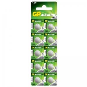 Gp Alkaline Cell Pilas LR54 1.5 V 0