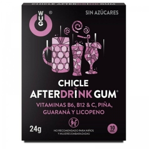 Chicle after drink 10 uds 0