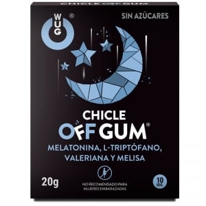 Chicle off gum 10 uds 0
