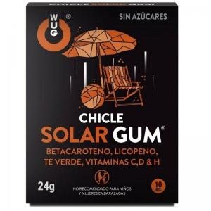 Chicle solar gum 10 uds 0