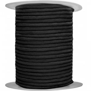 Cuerda bondage de 100 metros negra 0
