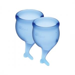 Copa menstrual feel secure azul secure 0