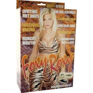 FOXY ROXY LOVE DOLL Foxy Roxy con vibración 0