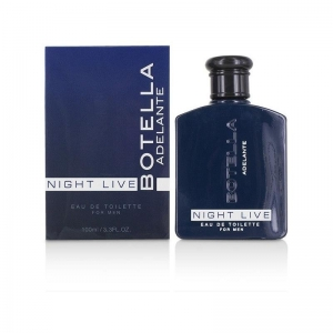 Perfume con Feromonas Night Live Men 100 ml 0