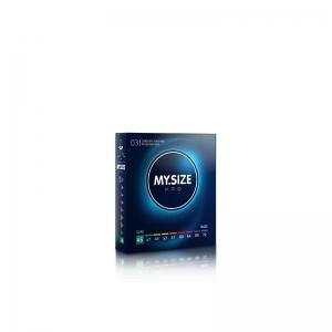 MySize Pro Talla 45 caja 3 Uds 0