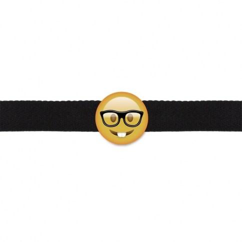 Mordaza Gafas Emoji 0