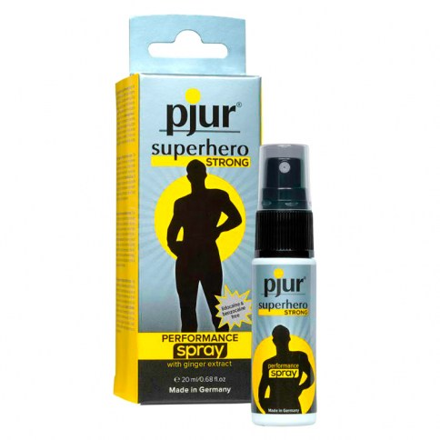 42 Pjur Superhero Spray Strong 20 ml 1