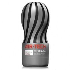 Tenga Tecnología de masturbador de aire único de TENGA, este producto no utiliza espuma interna por lo que es higiénico y reutilizable. Air Tech Ultra