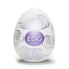 Tenga Huevo masturbador tenga con relieve interior modelo Surfer. Forma de olas, por todo el huevo. Tenga Egg Surfer
