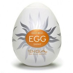 Tenga Huevo masturbador tenga con relieve interior modelo Shiny. Tenga Egg Shiny
