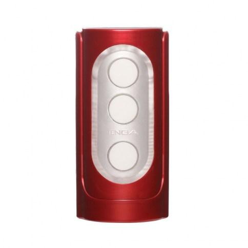 Tenga Flip Hole Red, masturbador de la marca tenga con relieves y texturas por todo su interior para proporcionarte distintas sensaciones en un mismo CUP. Flip Hole Red