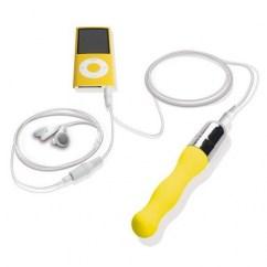 Ohmibod Vibrador que se activa con la música que escuchas. Sube o baja el volumen de tu Mp3 para controlar la intensidad de las vibraciones. Naughtibod 2.0 vibrador