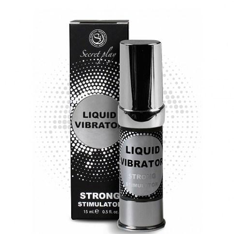 Vibrador líquido estimulante fuerte 15mL 0