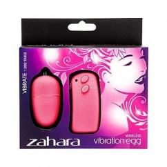 Zahara Huevo control remoto con mando a distancia y 10 programas, alcance de 8-10 metros. Huevo control remoto