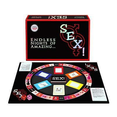 . Keepher Games El popular Kama Sutra convertido ahora en un entretenido y ardiente juego de mesa. Sex! - Juego de Pareja .
