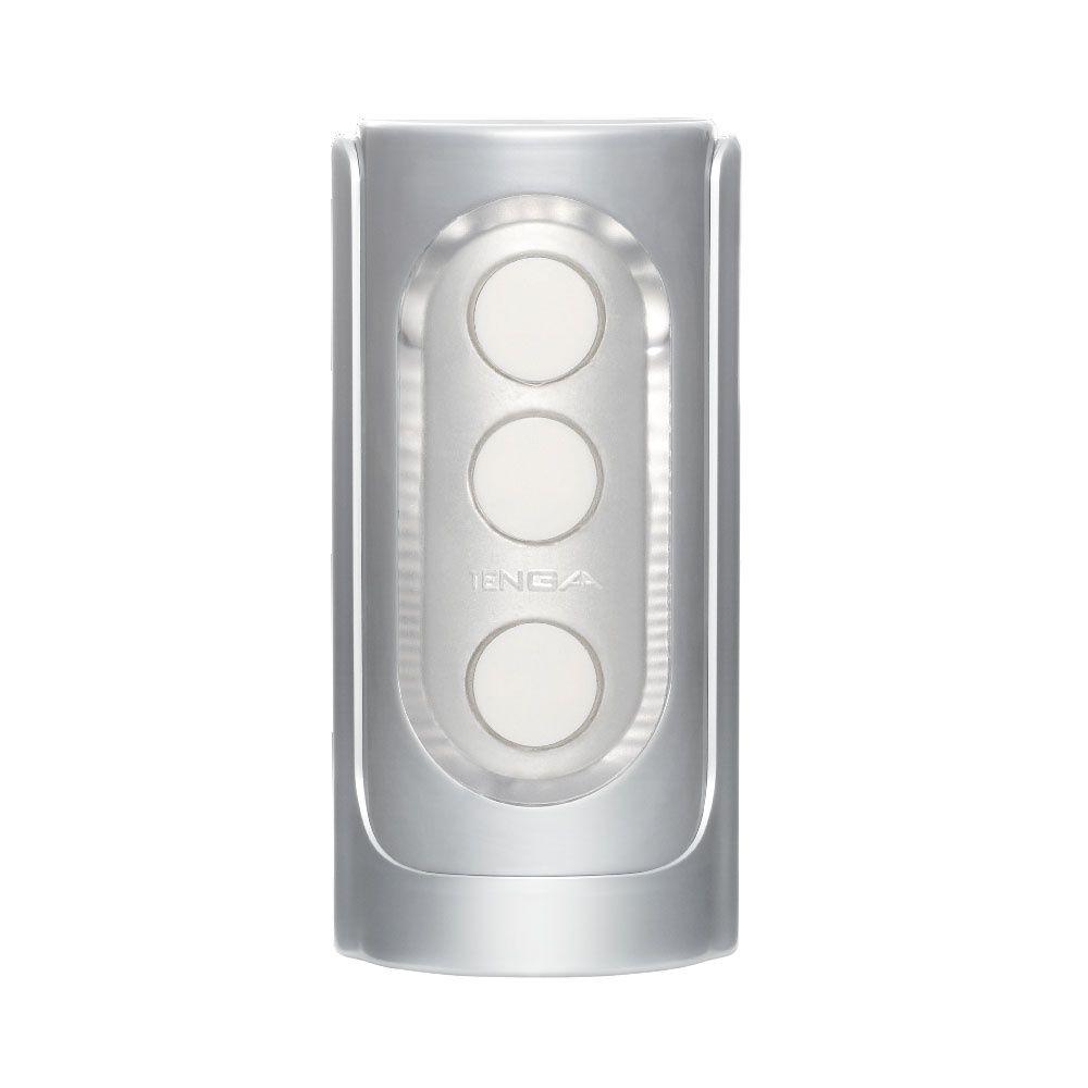 . Tenga Flip Hole Silver con texturas estriadas, bordes y pliegues, para atrapar tu miembro, facilitarle una presión real y placentera. Flip Hole Silver .