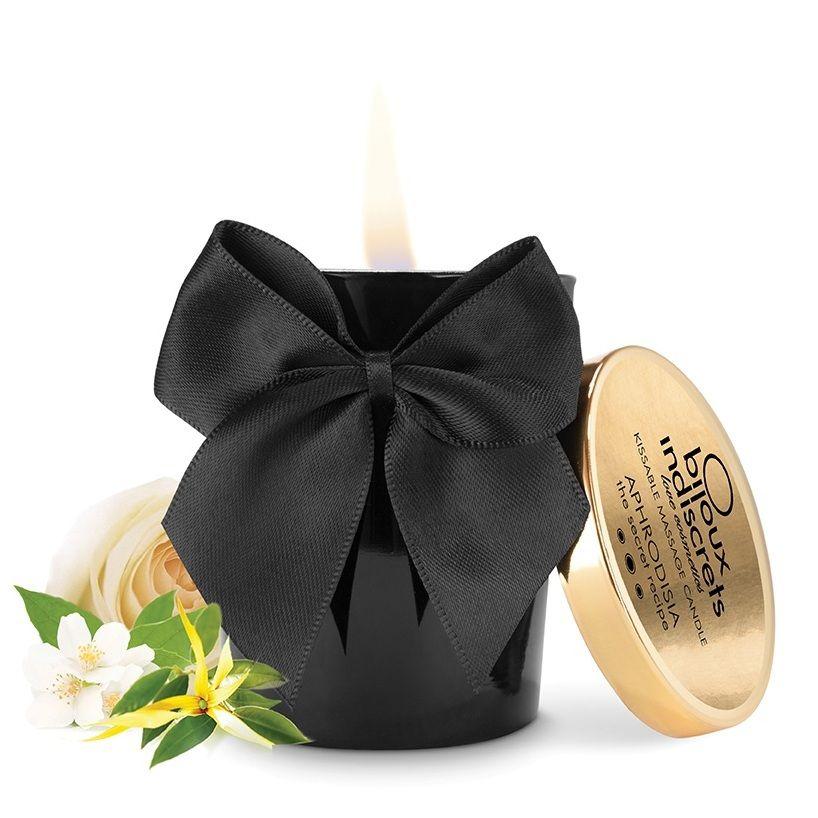 . Bijoux Indiscrets Vela masaje con dulce frangancia a Aprhodisia. Melt My Heart Aphrodisia Candle .