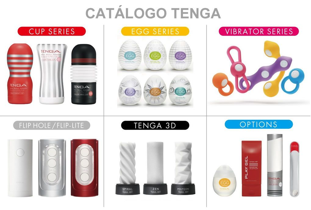 Catalogo tenga, flip hole, air tech, 3d, vi-bo y cups